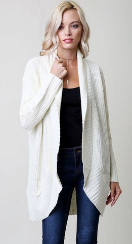Cozy Knit Cardigan