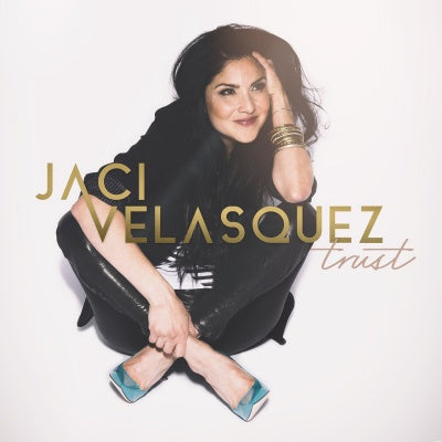 Jaci Velasquez-Trust (English/Spanish) 2 CD Set