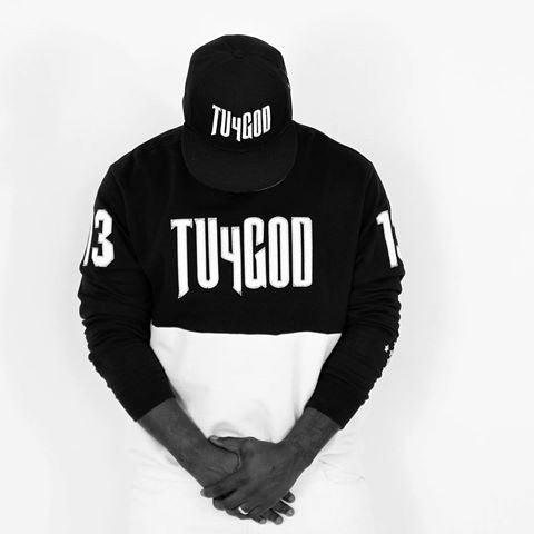 TU4GOD Sweatshirt (TURN UP FOR GOD)