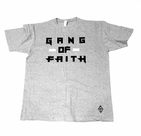 Gang Of Faith Tee | Grey
