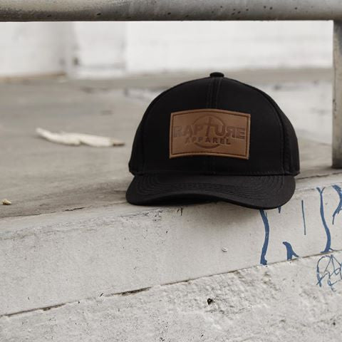 Rapture Black Sport Cap