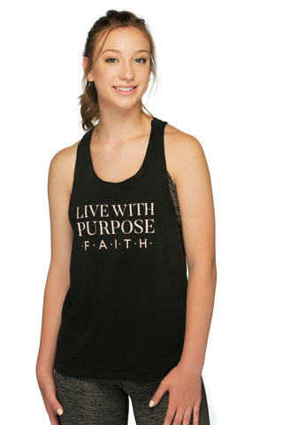 Live WIth Purpose Fitness Tank