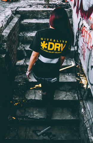 DRV T-Shirt | Black