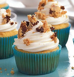 Cookie dough cupcake - saysurprise