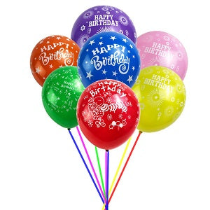 Happy Birthday Balloon - 1 - saysurprise