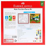 Faber Castell Make Your Own Canvas Art - saysurprise
