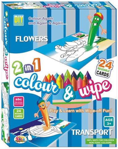 Color And Wipe kit - saysurprise