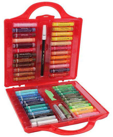 Faber Castle Carry Case Oil Pastels - Set of 50 - saysurprise