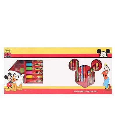 Disney Mickey Mouse and Friends Coloring And Drawing Set - saysurprise