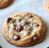 Stuffed chocolate chip cookies - saysurprise