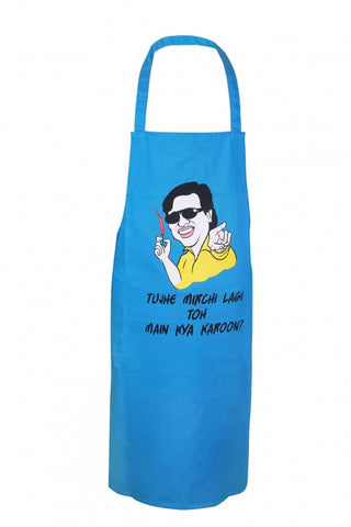 Govinda Tribute Kitchen Apron - saysurprise