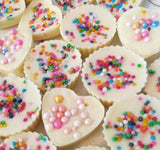 Sprinkle pastel chocolates - love pack - saysurprise