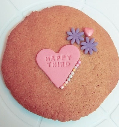 Personalized Giant Cookie - saysurprise