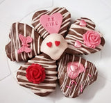 Heart Brownies