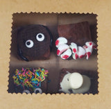 Halloween Brownies Mini Gift box