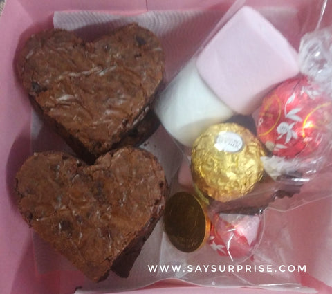 Treat Box - Brownie Share Pack