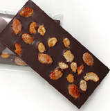 Sugar-free chocolate bark with premium nuts - saysurprise