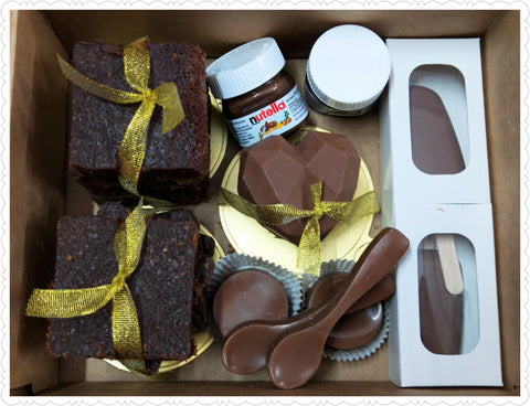 Luxury All Brownie Hamper