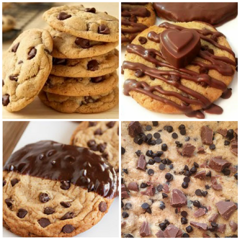 Chocolate Chip Cookies Gift-Box - saysurprise