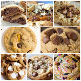 1 Stuffed chocolate chip cookie - saysurprise