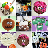 Halloween assorted pops! - saysurprise