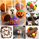 Halloween brownie pops! - saysurprise