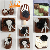 Halloween Brownies & Browniesicles Gift box