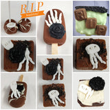 Halloween Sheet Brownies