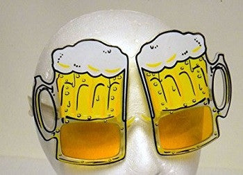 Beer Goggle Glasses - saysurprise