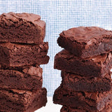 Fudgy brownies for 4 - saysurprise