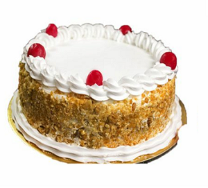 Butterscotch cake 1 kg - saysurprise