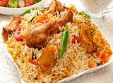True hyderabadi's say it with biryani