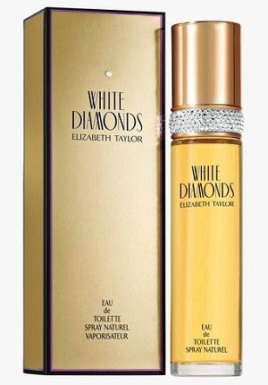 ELIZABETH ARDEN White Diamonds Womens EDT- 30ml - saysurprise