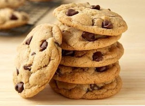 Chocolate chip cookies - saysurprise