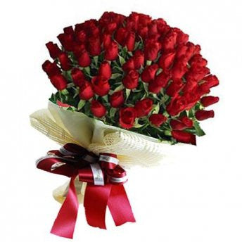 50 premium long-stem assorted roses - saysurprise
