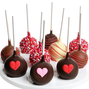 Brownies pops love pack - saysurprise