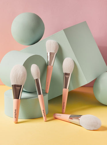 Complete 5 Face Brushes Set (5-piece)