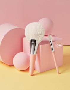 #9 Starlust Fan Face & Body Brush