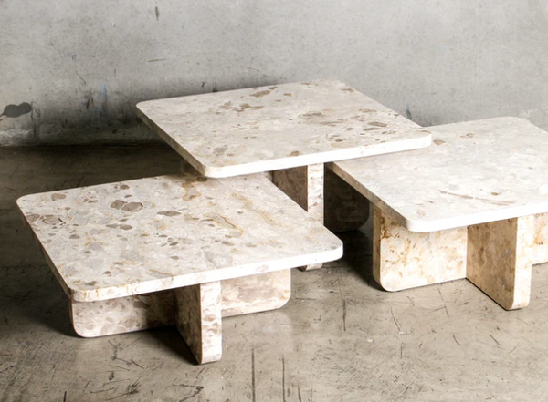 Capri Stone Table