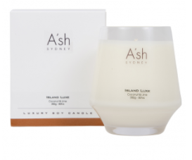 Ash candles Byron Bay Sydney homewares fragrance perfume