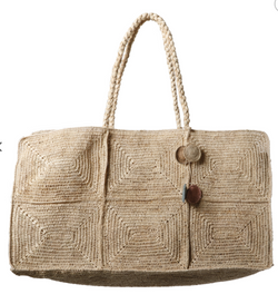 Made In Mada Byron Bay raffia