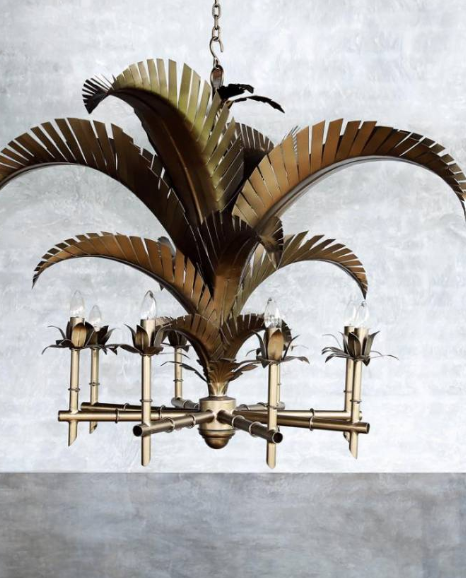 Gypset Cargo Florida Keys Chandelier