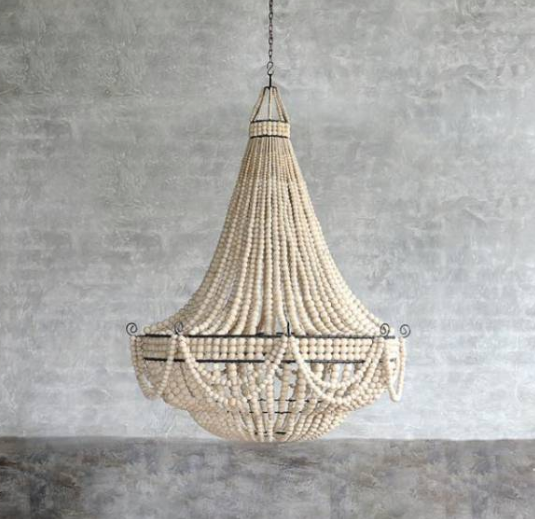 Gypset Cargo Port Douglas Beaded Chandelier