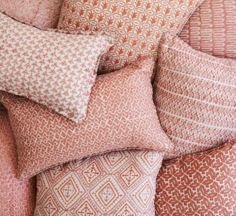 walter g textiles cushions indian block printed interiors byron bay