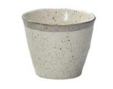 Japanese Clay Table ware - cup small