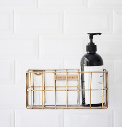 Sibella Court Compass Shower Caddy