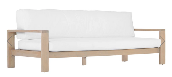 Uniqwa Mozambique 3 Seater Outdoor Sofa