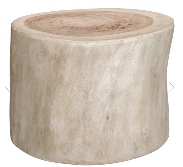uniqwa timber trunk tables stools logs natural byron bay