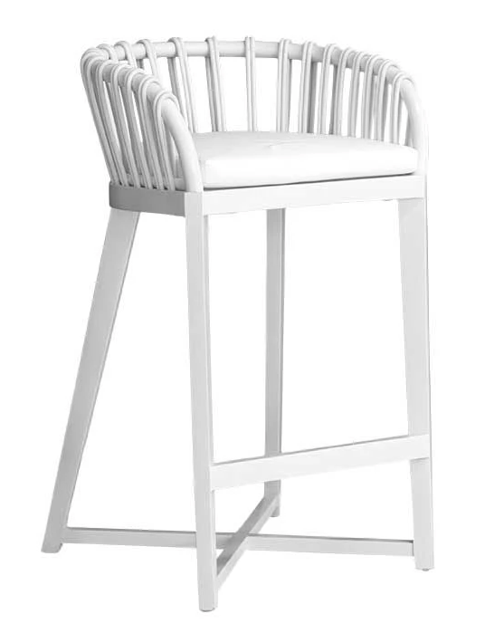 Uniqwa Malawi Tub Bar Stool