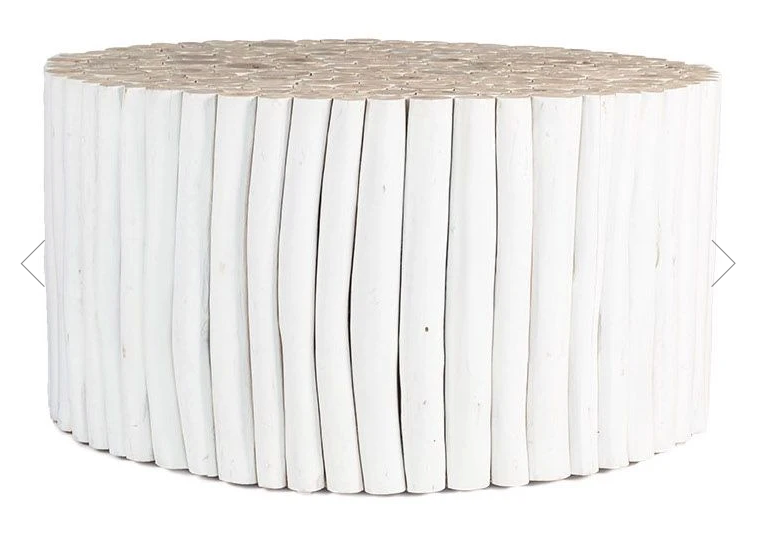 Uniqwa Takke Coffee Table White